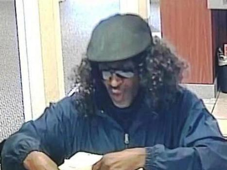 GPS Trackers Lead Police to Not-So-Master-of-Disguise Serial Bank Robber: FBI | Location Is Everywhere | Scoop.it