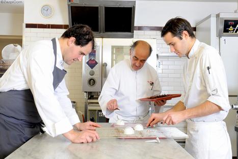Xabi et Patrice Ibarboure, quand l'héritage culinaire et la passion du métier ne font plus qu'un…   Actualité du monde de la gastronomie   Scoop.it