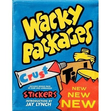 Old Wacky Packages, New New New! | Kitschy Kitschy Coo | A Marketing Mix | Scoop.it