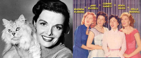 Jane Russell, a Pioneer for Christians in Hollywood | Faith-based Films | Scoop.it