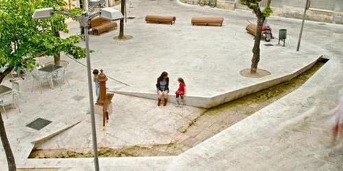 Mias Arquitectes - Proyecto: GRN/Banyoles/Espacio público