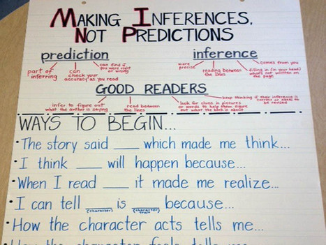 The Difference Between Inference & Prediction | Education | Scoop.it