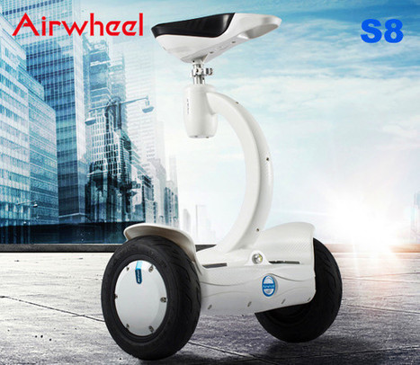 From Niche Market To Mass Market, Airwheel Electric Powered Bicycles Does Its Best. | Press_Release | Scoop.it