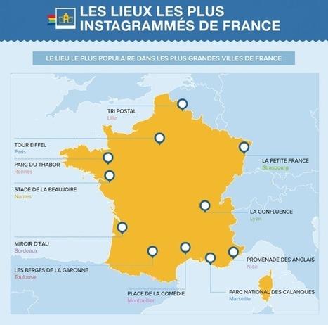 Les berges de la Garonne parmi les lieux les plus instagramés de France | Mon Community Management | Scoop.it