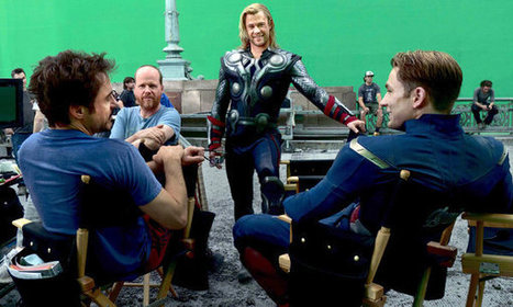 Joss Whedon Directs the Big-Budget 'Avengers' | Transmedia: Storytelling for the Digital Age | Scoop.it