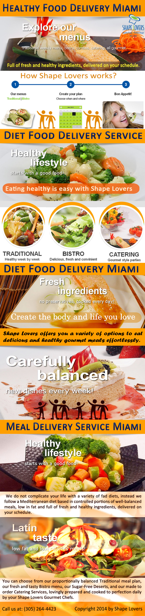 Healthy Meal Delivery Miami   Diet Food Delivery Service   Scoop.it