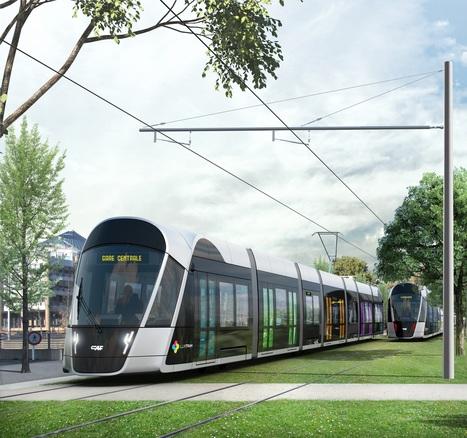 Le design du futur tram a été dévoilé   Luxembourg   Europe   Luxembourg (Europe)   Scoop.it