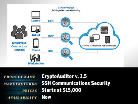 New products of the week 03.23.2015 | SSH infosecuration | Scoop.it