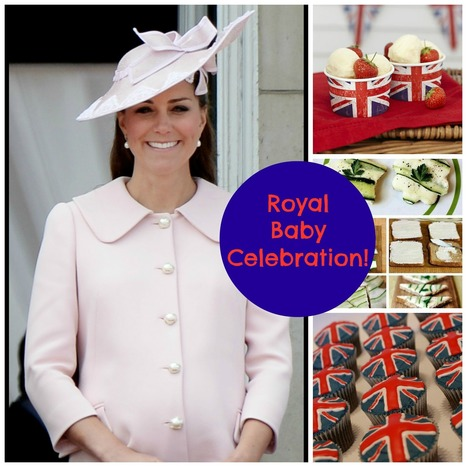Throw Your Own Royal Baby Celebration Party With These Great Ideas (Photos) - Babble | EVENT PLANNING | Scoop.it