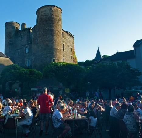 En Aveyron l'été rime avec soirée au marché ! | GITAUBRAC Infos touristiques et culturelles - Aveyron - Aubrac - Laguiole | Scoop.it