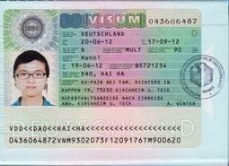 Visa đi Đức công tác | Visa Vietnam Tours | Visa - hộ chiếu | Scoop.it