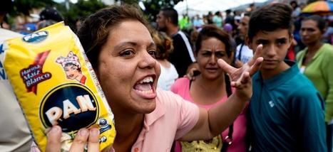 Le pillage des cantines scolaires, symbole du chaos au Venezuela | Venezuela | Scoop.it
