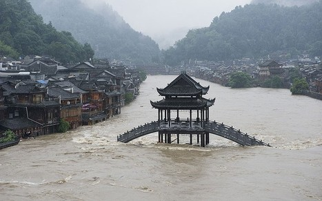 Ancient Chinese town's Ming dynasty buildings under water - Telegraph | The Blog's Revue by OlivierSC | Scoop.it