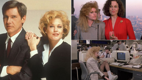 Everything I Know About Feminism I Learned From Working Girl | Femininity vs. Masculinity | Scoop.it