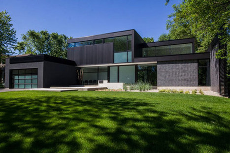 10 000 Square Feet of Opulent Modern Living: 44 Belvedere Residence [Video]   Extreme Architecture   News, E-learning, Architecture of the future at news.arcilook.com   Architecture news   Scoop.it