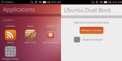 How to Dual Boot between Ubuntu & Android OS - Details ... | Android Tips and Tricks | Scoop.it