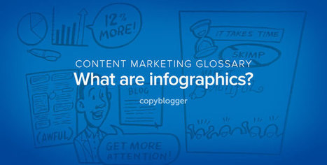 Infographics Defined in 60 Seconds [Animated Video] - Copyblogger | Collaborative Learning | Scoop.it