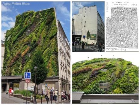 Jardim Vertical | arkhitekton | Scoop.it