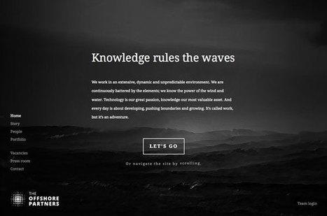 Design Trend: Ghost Buttons in Website Design - Designmodo | User Experience (UX) | Scoop.it