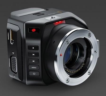 Blackmagic's drone-friendly Micro Cinema Camera ups the ante for aerial video | Heron | Scoop.it