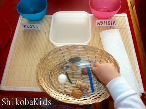 Shikoba Kids: Aprendejuegos: Ciencia para peques, explorando la flotabilidad de los objetos   Recull diari   Scoop.it