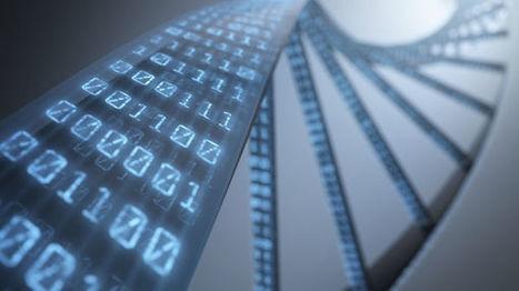 Et si demain... un brin d'ADN conservait vos données du 22 août 2016 - France Inter | Post-Sapiens, les êtres technologiques | Scoop.it