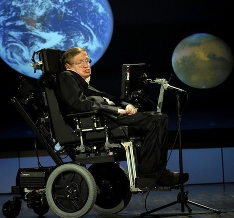 » Audio: Stephen Hawking's Best Quotes | Innovators. Innovation. Just Inspired. | Scoop.it