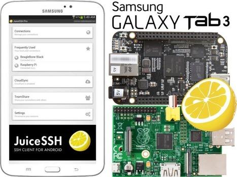 JuiceSSH: Moshing into BeagleBone Black and Raspberry Pi | Raspberry Pi | Scoop.it