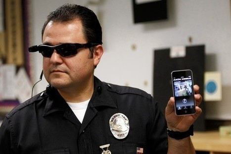 What Happens When Police Officers Wear Body Cameras? - WSJ | Criminal Defense | Scoop.it