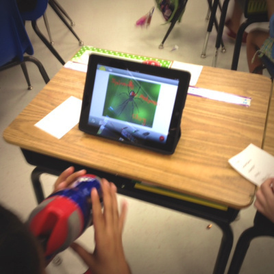 Workflow in the 1:1 iPad Classroom – First Grade | iPads in the Elementary Library | Scoop.it