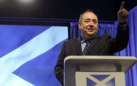 Law officers 'told Alex Salmond independent Scotland's EU membership not automatic'  - Telegraph | Morning Round Up | Scoop.it