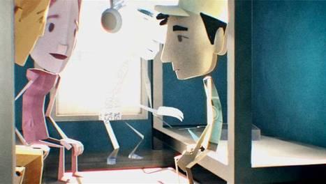 Sharaf (2012) Court-métrage d'animation d'Hanna Heilborn et David Aronowitsch | Immigration Film Team | Scoop.it