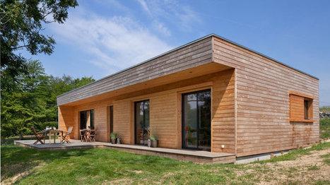 Maisons bois un concept innovant d arch for Constructeur maison architecte