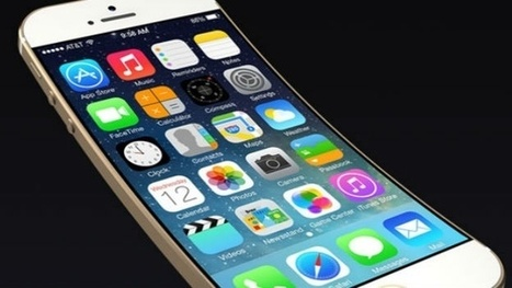 Apple iPhone 6 gets curvy according to new rumour | Gadgets and Technology | Scoop.it