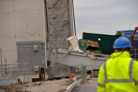 No one injured in 60ft bridge collapse near #manchester | Workplace Health and Safety | Scoop.it