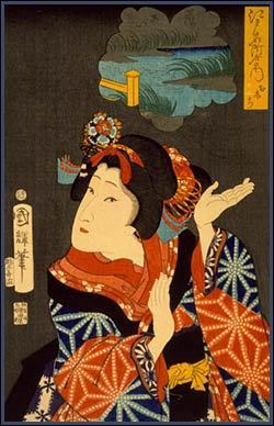 The Floating World of Ukiyo-E (Library of Congress Exhibition) | ART is life | Scoop.it