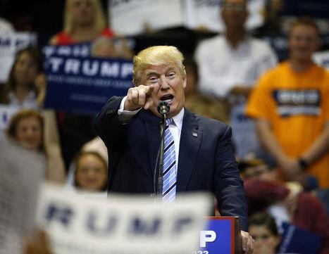 S'il est élu président des Etats-Unis, Trump pourra-t-il «annuler l'accord de Paris» sur le climat? | RSE et Développement Durable | Scoop.it