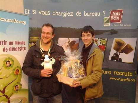 Salon de l'étudiant 2014 - Caen (14)   AREFA Basse-Normandie   metiers agriculture   Scoop.it
