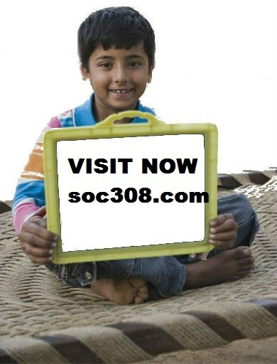 SOC 308 Week 5 Final Paper (Ash) | SOC 308 ASH Course Tutorial (soc308.com) | Scoop.it