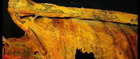 Incroyable découverte d'une momie de 3 300 ans couverte de tatouages | Aux origines | Scoop.it