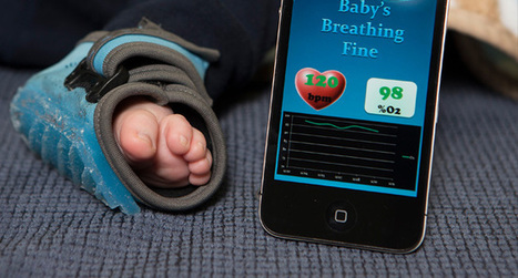 Baby Pulse Monitoring Sock: Owlet- Postscapes | Open Source Hardware News | Scoop.it