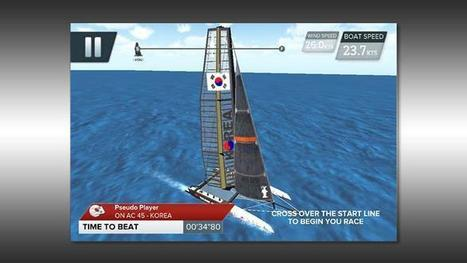 'AMERICA'S CUP: SPEED TRIALS' PUTS COMPETITIVE SAILING IN YOUR HANDS | America's Cup-2013_AC34 | Scoop.it