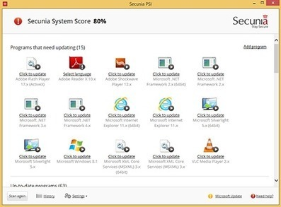The Best Tools To Check For Software Updates | Time to Learn | Scoop.it
