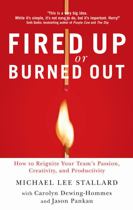 Free Paid Ebook - Fired Up or Burned Out ($14.99 Value) - TheGazebook | Software Giveaway and Deals | Scoop.it