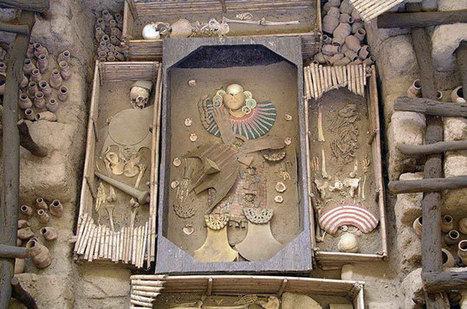 Encuentran tumba real prehispánica con objetos de oro y plata en Perú | | Le BONHEUR comme indice d'épanouissement social et économique. | Scoop.it