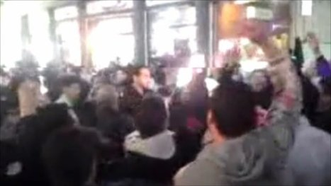 Syrian protesters defy Damascus | Coveting Freedom | Scoop.it