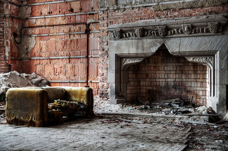 Urban Decay | Flickr | Modern Ruins, Decay and Urban Exploration | Scoop.it