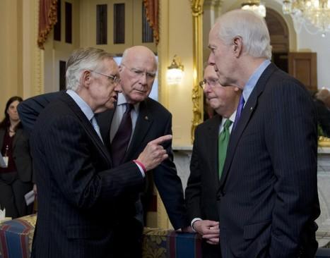 Suspense in Senate: Debt vote shrouded in secrecy   The Public Caucus   Scoop.it