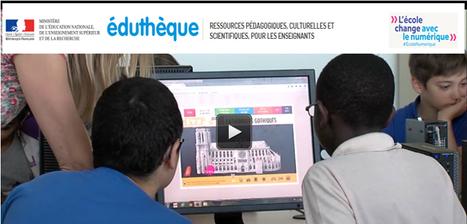 #Nouveautés Vidéo usage #Edutheque 1er degré #Archimômes @Citedelarchi @ActuBnF @GrandPalaisRmn | ent, tbi & tablettes: usages pédagogiques | Scoop.it