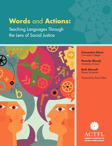 Words and Actions: Teaching Languages Through the Lens of Social Justice, New Book Published by ACTFL, to Debut in San Antonio | American Council on The Teaching of Foreign Languages | Second Language | Scoop.it